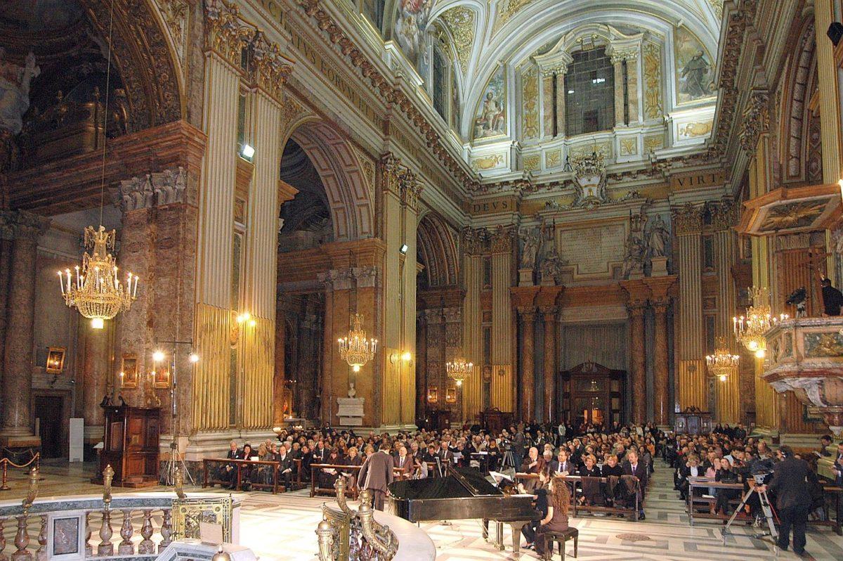 Concorso Musica Sacra
