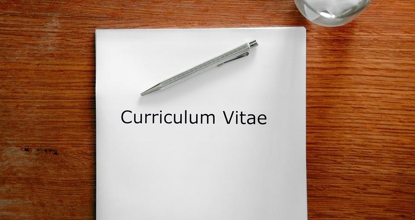 Curriculum vitae, scrittura curriculum