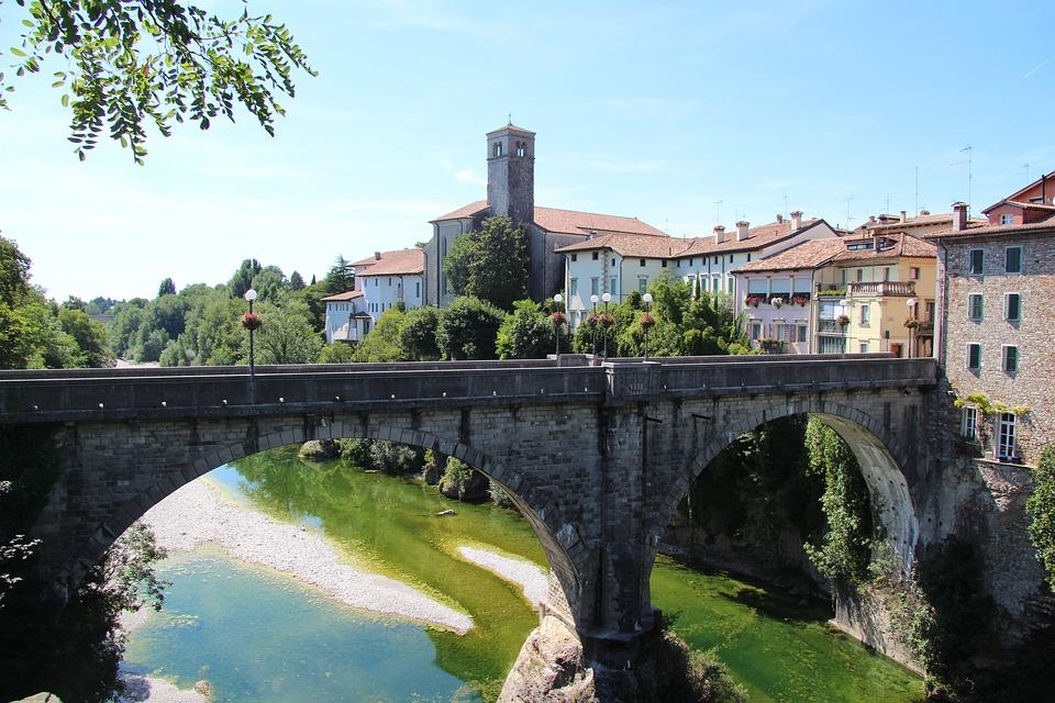 Friuli, ponte