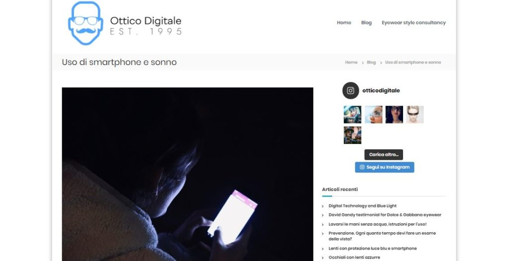 otticodigitale, ottico digitale