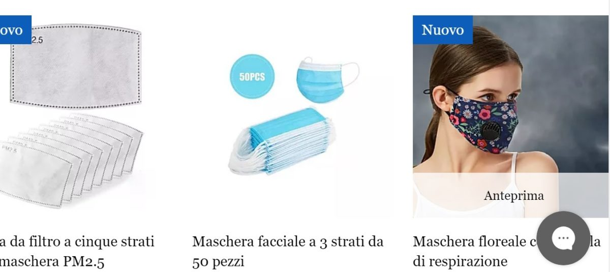 maschere, mascherine, maschera, mascherina