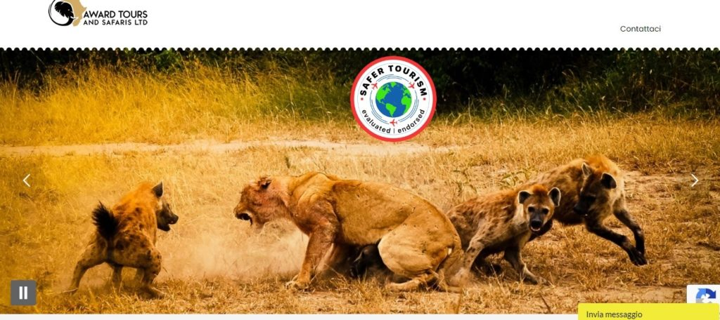 safari in Kenya Award Tours