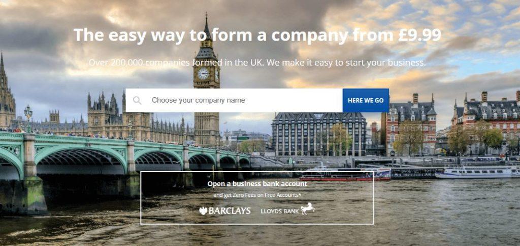 123Formations.co.uk, aprire azienda nel Regno Unito, Regno Unito, business Inghilterra