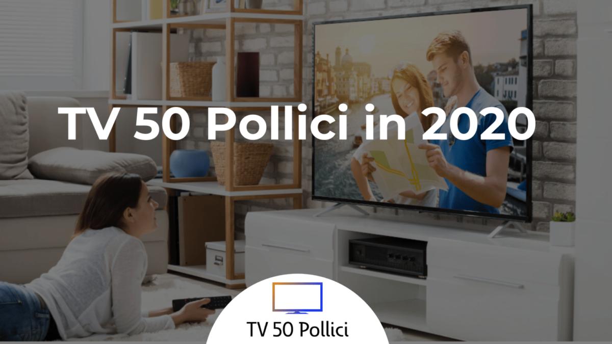 TV 50 pollici