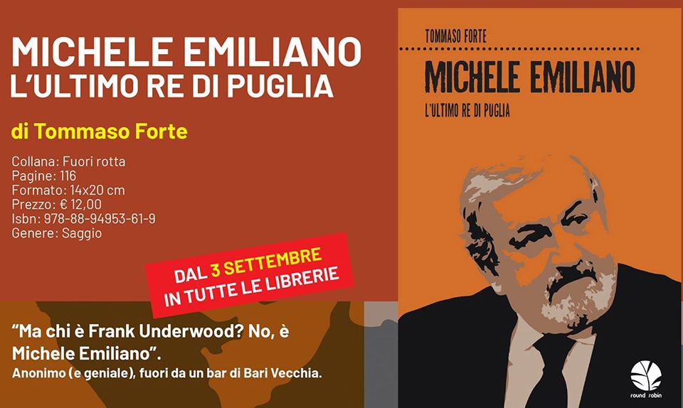 Michele Emiliano, l'ultimo re di Puglia