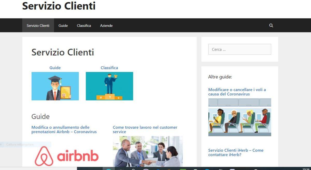 servizio clienti, servizio-clienti.org