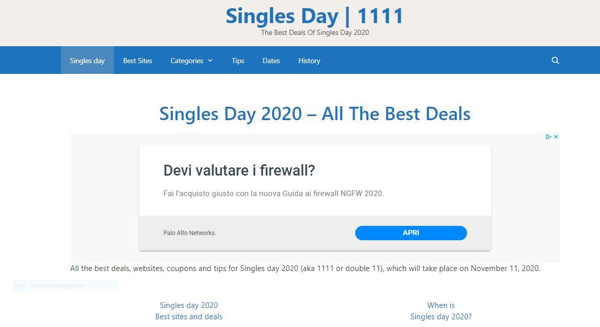 singlesday-1111.com, singles day