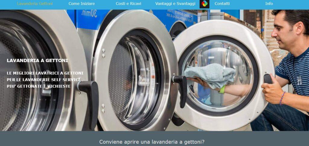 lavanderia a gettoni, lavanderiagettoni.com, lavanderia automatica