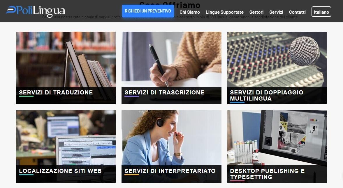 servizi di traduzioni, agenzia di traduzioni