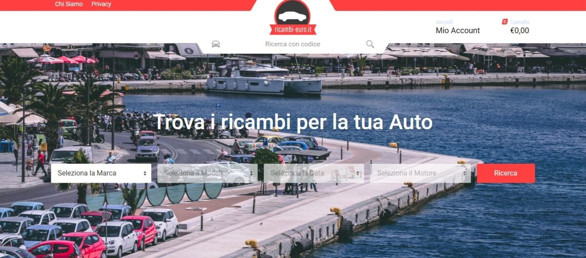 ricambi-euro.it, ricambi auto